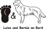 Kind & Hund Kombinationsaufkleber